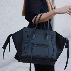 Celine Phantom Black Handbag